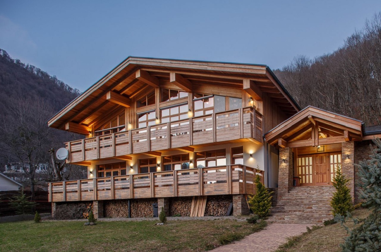 Купить дом в горах недвижимость в тоскана италия