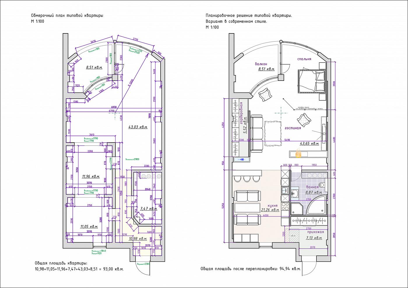 Схема больницы в зелёной роще